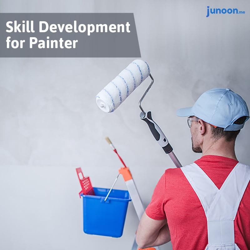 skill development for painter